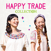 2015年 Spring&Summer HAPPY TRADE COLLECTIONスタート