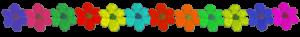 刺しゅうflower